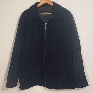 Warm men's coat